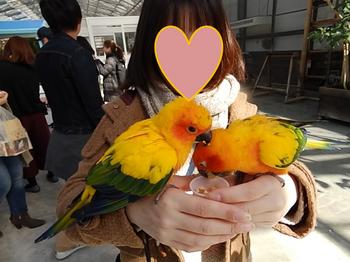 花鳥園にてオハさん.png