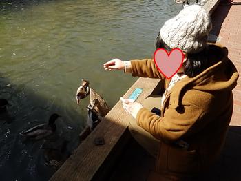 花鳥園にてチヨスケさん.png